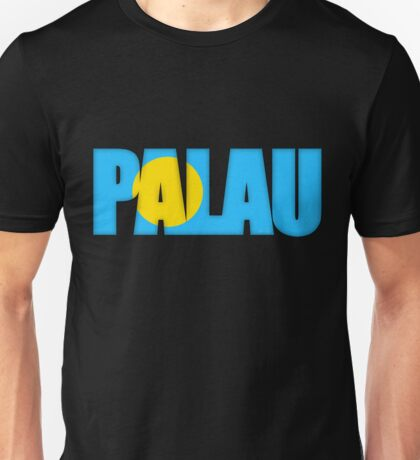 Palau Flag Unisex T-Shirt