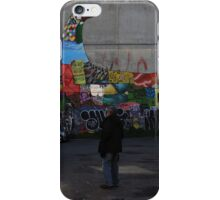 Concrete Canvas iPhone Case/Skin