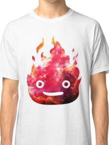CALCIFER - Howl's Moving Castle Fire Classic T-Shirt