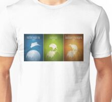 Endangered animals of the Pacific Unisex T-Shirt