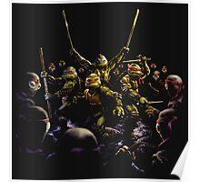 Teenage Mutant Ninja Turtles - 1990 Poster