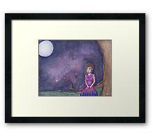 Rose's Dream Framed Print