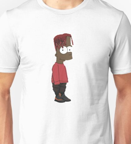 Lil Yachty / Lilboat / lil boat - Bart / Shirt , Phone case, Sticker Unisex T-Shirt