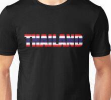 Thailand Thai Flag Unisex T-Shirt