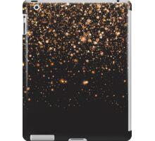 Black & Metallic  iPad Case/Skin