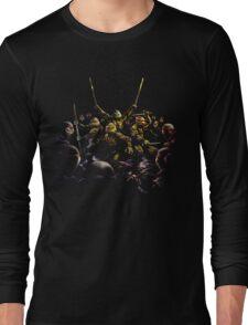 Teenage Mutant Ninja Turtles - 1990 Long Sleeve T-Shirt