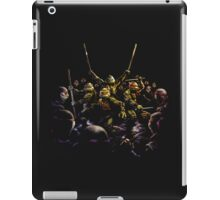 Teenage Mutant Ninja Turtles - 1990 iPad Case/Skin