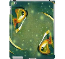Two Lost Souls by Elisabeth and Barry King™ iPad Case/Skin