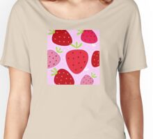 Strawberry designers collection : New Art in our Shop! Women's Relaxed Fit T-Shirt