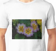 Yellow & purple flowers Leith Park Victoria 20160906 7481  Unisex T-Shirt