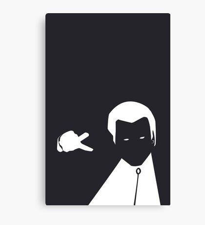 Pulp Fiction - Vincent Canvas Print