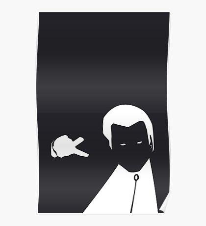 Pulp Fiction - Vincent Poster