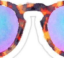 Mirrored Sunnies Sticker