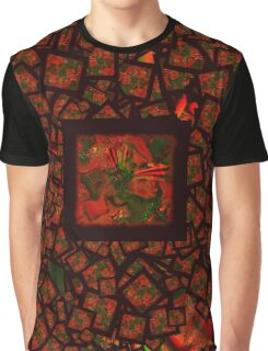 Abstract 0068 0001 Graphic T-Shirt