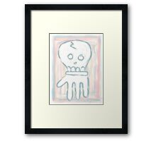 Mark C. Merchant brand illustration Framed Print