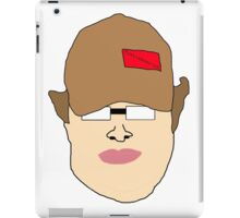 Chris-toon iPad Case/Skin