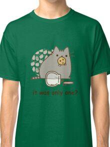 Only Pusheen Classic T-Shirt