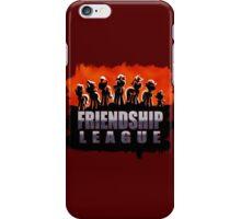 Friendship League iPhone Case/Skin