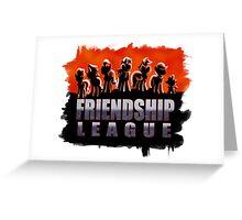 Friendship League Greeting Card