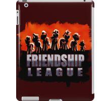 Friendship League iPad Case/Skin