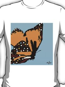 Welcome Autumn Butterfly #2 T-Shirt