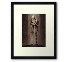 Entropy of Love Framed Print