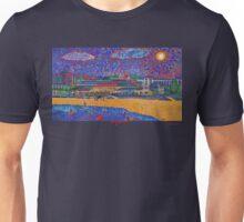Bondi Beach Art Unisex T-Shirt