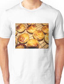 Oven Fresh Mince Pies Unisex T-Shirt