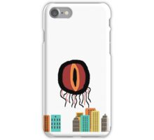 DESTROY THE TOWN iPhone Case/Skin