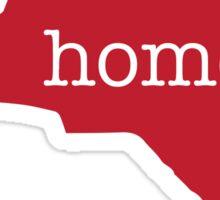 North Carolina Home. Sticker