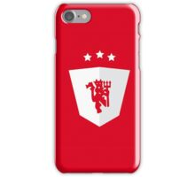 Manchester United crest iPhone Case/Skin