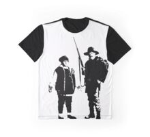 Ricky Baker and Uncle Hec, Hunt for the Wilderpeople Graphic T-Shirt