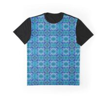 Urban Azure  Graphic T-Shirt