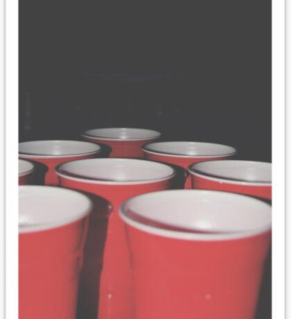 Pong Sticker