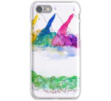 Only ONE mountain iPhone Case/Skin