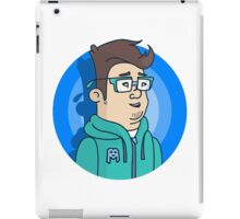 BertMedia Productions Official Cartoon Illustration iPad Case/Skin
