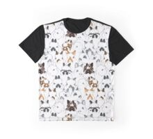 Jersey Wooly Takeover Graphic T-Shirt