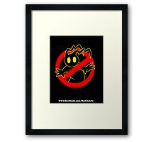 Heartless Busters Framed Print
