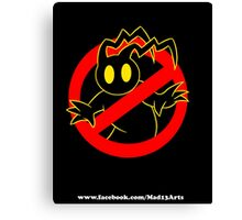 Heartless Busters Canvas Print
