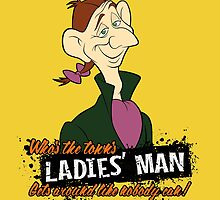 Ladies' Man by Robiberg