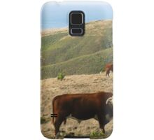 #562     Out To Pasture Samsung Galaxy Case/Skin