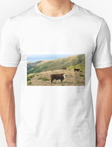 #562     Out To Pasture Unisex T-Shirt