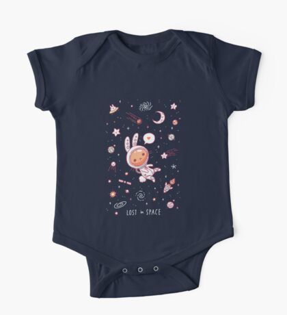 Lost in Space One Piece - Short Sleeve