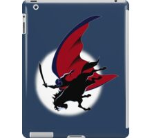 The Horseman in the Moon iPad Case/Skin