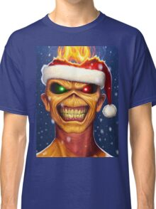 ALE08 Iron Maiden  the book of souls XMAS Classic T-Shirt