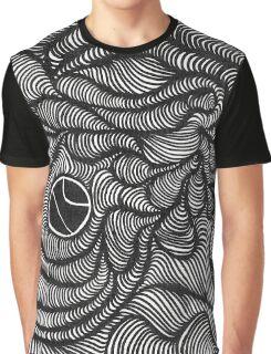 Black & White Sky Graphic T-Shirt