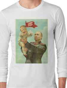 Trump Putin Long Sleeve T-Shirt