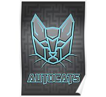 Autocats Transformers Poster