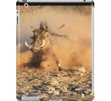 Warthog - Dust, Tusks and Hormones iPad Case/Skin