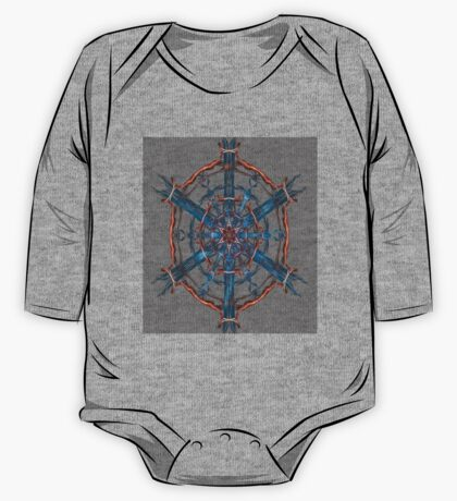 Symmetry One Piece - Long Sleeve
